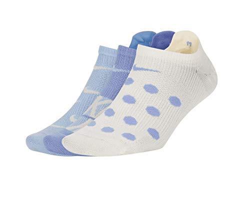 Nike Everyday Plus Women Socks Socken 3er Pack (M, multicolor)