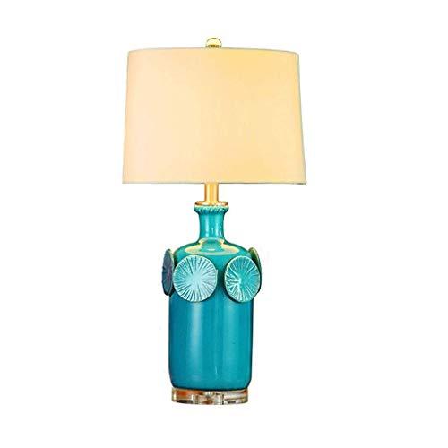 Köp en bordslampa för att komplettera färgen på ditt sovrum.Leta efter en hårdvara piedestal stil med klassisk känsla, eller köpa en keramisk bordslampa för att skapa en mer retro atmosfär.LAMP-22533Y