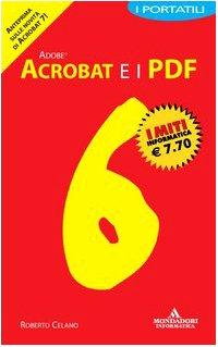 Adobe Acrobat 6 E I Pdf. I Portatil