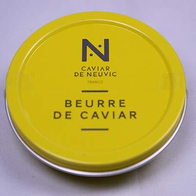 キャビア ド ヌーヴィック キャビアバター 45g フランス産 高級