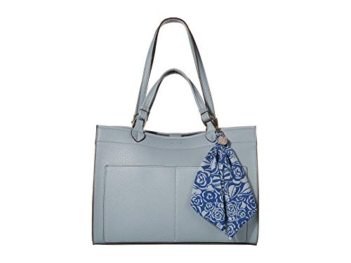 Anne Klein Double Hand Tote Arona Blue One Size