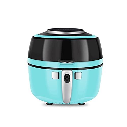 WGLL La freidora de Aire para el hogar Puede agitar 8 litros de Gran Capacidad para frías eléctricas no aceitosas Inteligentes de Gran Capacidad