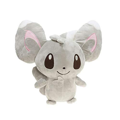 YUNCHENG Maus-Puppe Niedliche Cartoon Maus Tier Plüsch Puppe 40 cm Weiche PP Baumwolle Gefüllte Plüschtier Kinderfeiertagsgeschenk