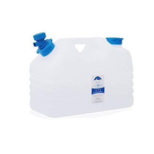 LMLSH Al Aire Libre de Uso alimentario PE-hogar Cubos de Agua Potable Cubos, Cubos Puros con griferías, Tanques de Agua de plástico de Coches (Size : 31L)