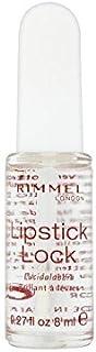 リンメル口紅ロック - クリア x2 - Rimmel Lipstick Lock - Clear (Pack of 2) [並行輸入品]