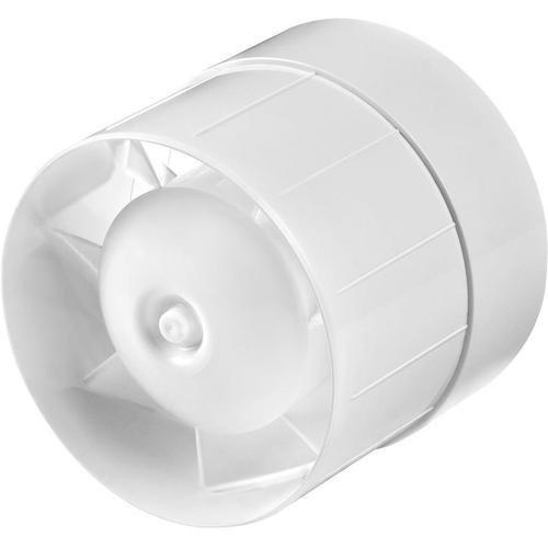 Kanal Rohrventilator Rohreinschub Abluft Lüfter Rohr Ventilator Leise WKA Ø 150 mm Kugellager Rohrlüfter