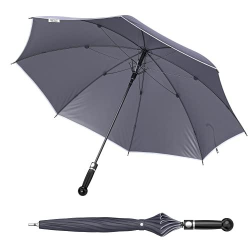 Extrem stabiler Sicherheits Regenschirm...