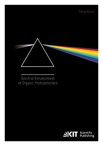 Spectral Enhancement of Organic Photodetectors