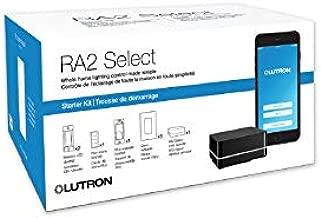 Lutron RA2 Select Starter Kit White - RR-SEL-KIT-1