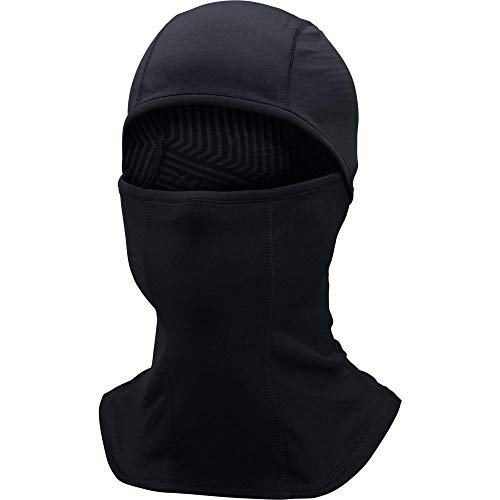 Under Armour Men's ColdGear Infrared Balaclava , Black (001)/Graphite , One Size Fits All
