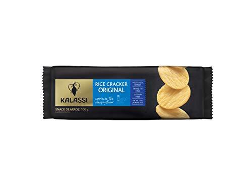 Biscoito de Arroz Cracker Original Kalassi 100g