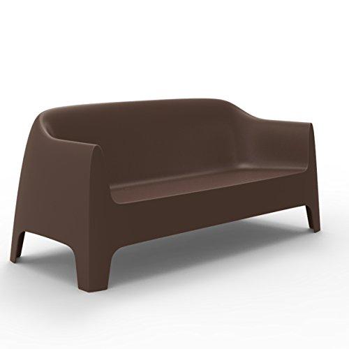 Vondom Solid Sofa Bronce