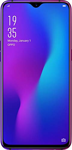 OPPO R17 (Neon Purple, 8GB RAM, 128 GB Storage) with No Cost...