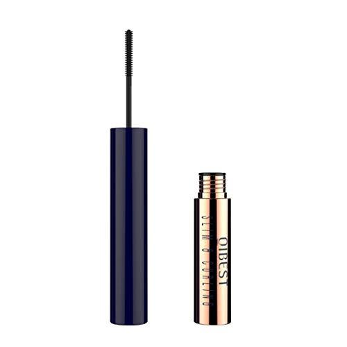 Mascara Noir Imperméable à l'eau, Fulltime Extension Mascara Cils Maquillage Double Cils Mascara Outil de Beauté