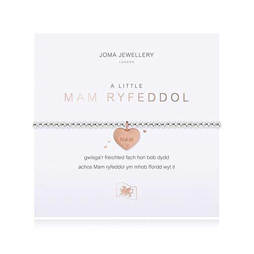 Joma Jewellery a Little Wonderful Mam Bracelet | Welsh