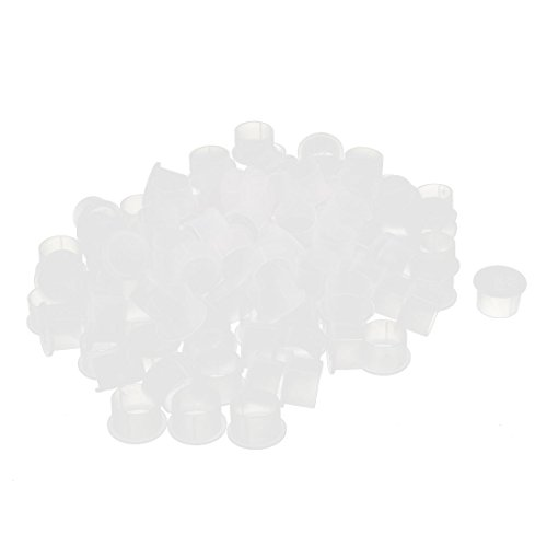 Aexit 100 Stücke 16,5mm Innendurchmesser PVC Isolierte Endkappe Draht Kabel Schutzhülle (41230e7b3149bf2446c73cb17ebea321)