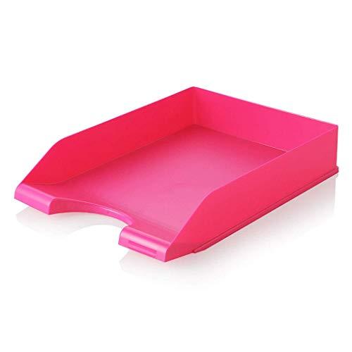 Unknow Titular del documento Bandeja Bandeja de Sobres de una Sola Capa Combinación documento Horizontal en Rack Multi-Capa de plástico apilable en Rack documento