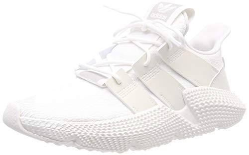 adidas Herren Prophere Fitnessschuhe, Weiß (Ftwbla/Ftwbla/Balcri 000), 44 2/3 EU