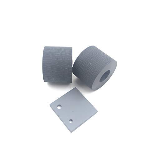 5SET OKLI PA03541-0001 PA03541-0002 - Almohadilla de separación de neumáticos compatible con...