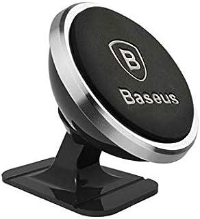 Baseus Universal Car Phone Holder 360 Degree GPS Magnetic Mobile Phone Holder For iPhone Samsung Magnet Mount Holder Stand