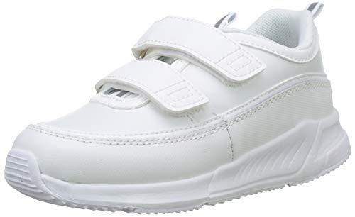 Gioseppo NOORVIK, Zapatillas sin Cordones para Niños, Blanco (Blanco Blanco), 31 EU