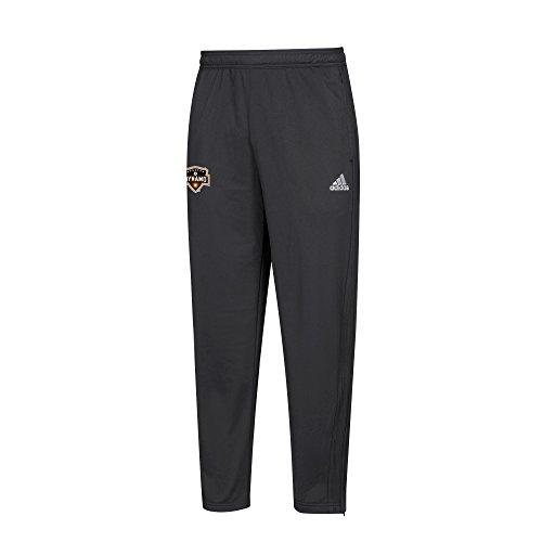 adidas MLS Anthem - Pantalón para Hombre, Hombre, Pantalón MLS Anthem, 481BA, Negro, L