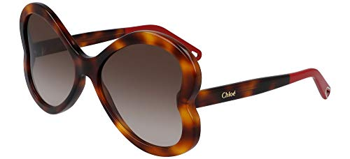 Gafas de Sol Chloé BONNIE CE764S HAVANA/BROWN SHADED 58/18/140 mujer