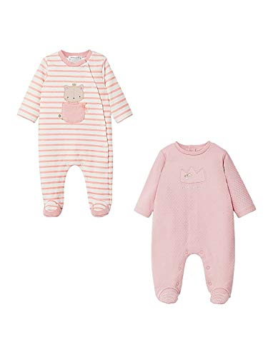 Mayoral 10-02757-096 - Pijama para bebé niña 6-9 Meses