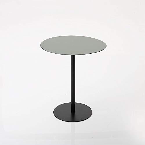 Amadeus - Table émail Verte Hauteur 44 cm