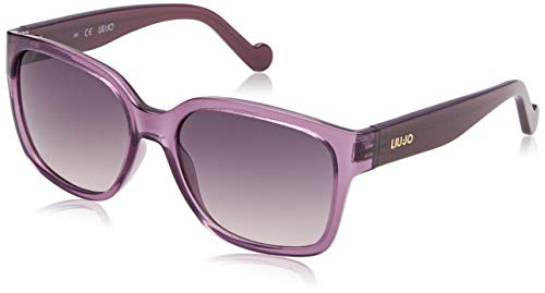 Liu Jo LJ626S 513 55 Occhiali da Sole, Viola (Purple), Donna