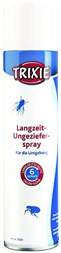 Trixie 2924 Langzeit-Ungeziefer-Umgebungsspray, 400 ml