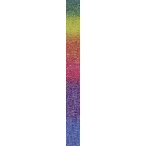 LANG YARNS Jawoll Twin - Farbe: Regenbogen (0511) - 50 g/ca. 210 m Wolle
