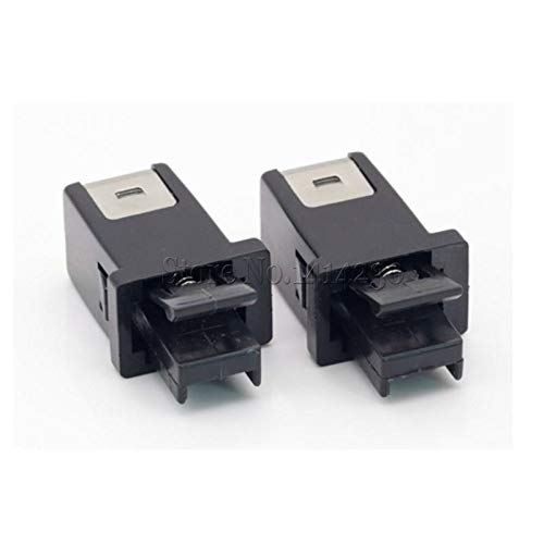 2Pcs PR05 Small Door Lock Switch for Purifier Air Conditioner Set Top Box TV DVD EVD Door Cover