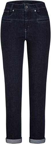Cambio Damen Jeans Pearlie Größe 4030 Blau (blau)