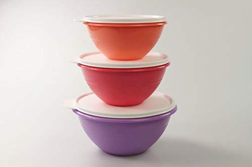 Tupperware frigo Wonder Bowl Wonder Bowl 1,75 L + 1,1 L + 775ml 37171