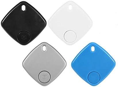 4 Pack Key Finder Slim Bluetooth Smart Lost Item Tracker Tag Wallet Finder Locator for Keys product image