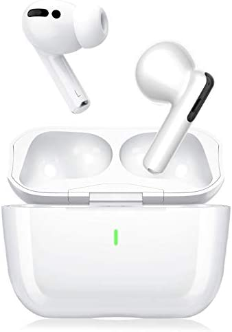 Wireless Earbuds Active Noise Cancelling ANC Ear Buds Bluetooth 5 1 Earphones with 4 Built in product image