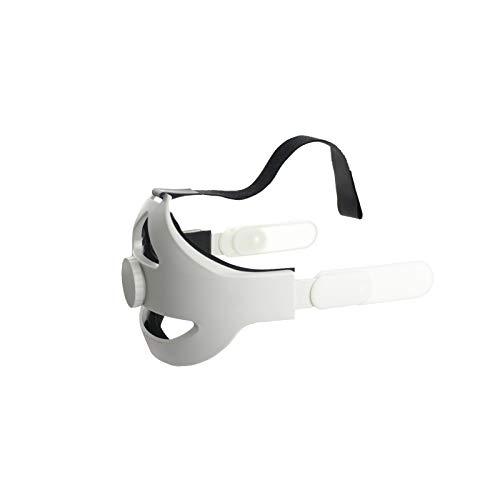 BIlinli Antislip hoofdband spons matten bevestiging riem verstelbare hoofd riem VR helm riem voor -Oculus Quest 2 VR headset accessoires