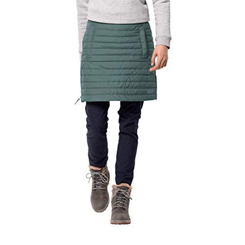 Jack Wolfskin Jupe Coupe-Vent Iceguard pour Femme XL Gris-Bleu
