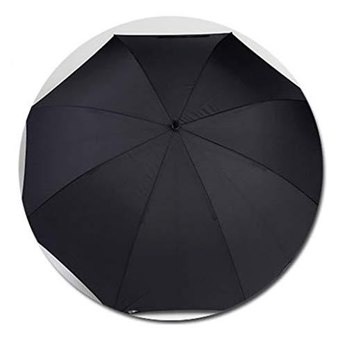 Mango Largo Umbrella 8 Bone Umbilical Belt Super Rain Shower Secador de Pelo Color de la Tienda (Color : B)