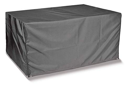 Bosmere Protector 6000 Thunder Grey 8 Seat Rectangular Table Cover - Grey, U560