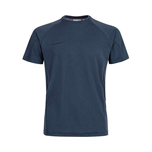 Mammut Herren T-shirt Aegility, blau, L