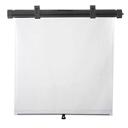 CAVIVI Ölsichere Rollläden Küchengesichtsvorhang Transparente Kochfläche Ölspritzer Rollladenschutz Dunstabzugshaube Gadget Tool