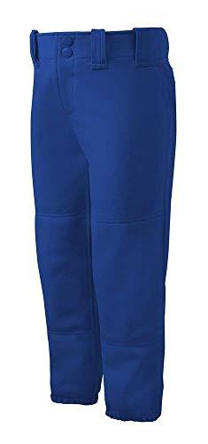 Mizuno Softball broek met riem voor dames