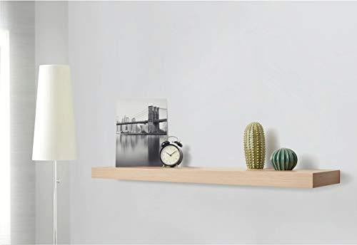 IKEA LACK - Wall Shelf, Oak Effect - 110 x 26 cm