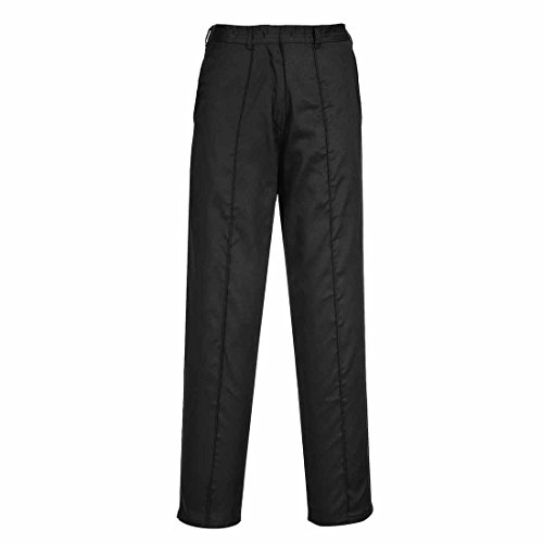 Portwest LW97 Stretch damesbroek, X-Small, zwart, 1