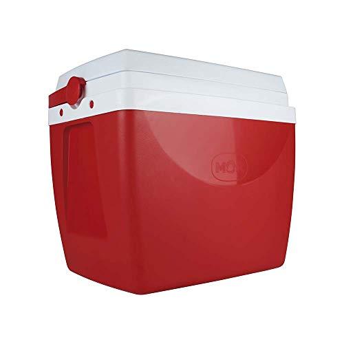 Caixa Térmica 34 Litros Mor Vermelha