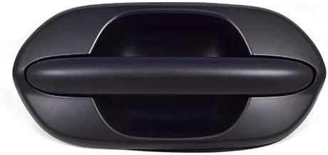PT Auto Warehouse HO-3613P-RR - Outside Exterior Outer Sliding Door Handle, Primed Black - Passenger Side Rear