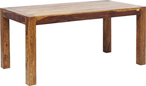 Kare Design Tisch Authentico, Esszimmertisch, Esstisch, Holztisch, Massivholztisch, Tisch aus Holz, (H/B/T)75x200x100cm