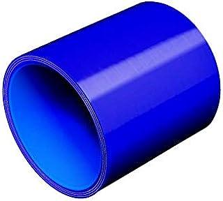 TOYOKING ハイテク シリコンホース ストレート ショート 同径 内径 Φ60mm 青色 ロゴマーク無し インタークーラー ターボ インテーク ラジェーター ライン パイピング 接続ホース 汎用品